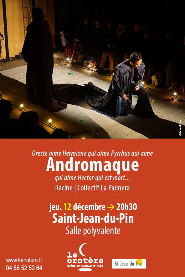 Andromaque recto st jean du pin